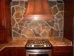 Range hood Copper