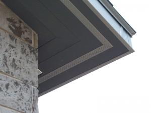 Outdoor Vent Covers >> Soffit Panels & Soffit Vents - Cypress Metals
