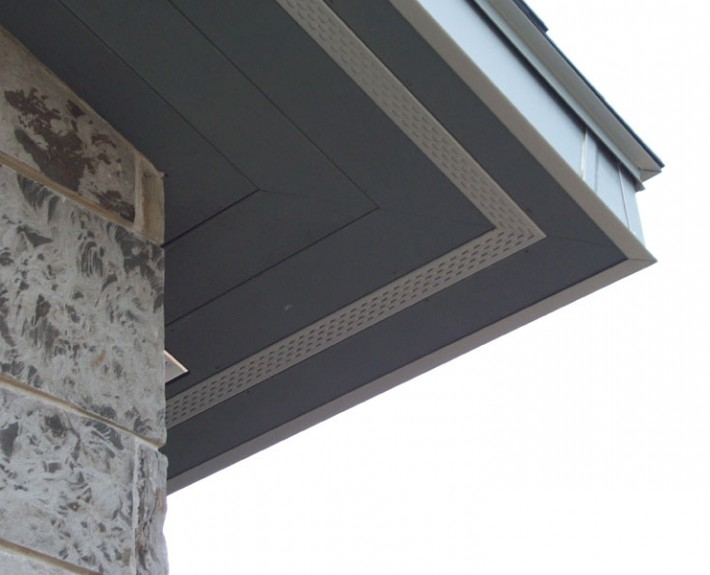 soffit panels soffit vents cypress metals