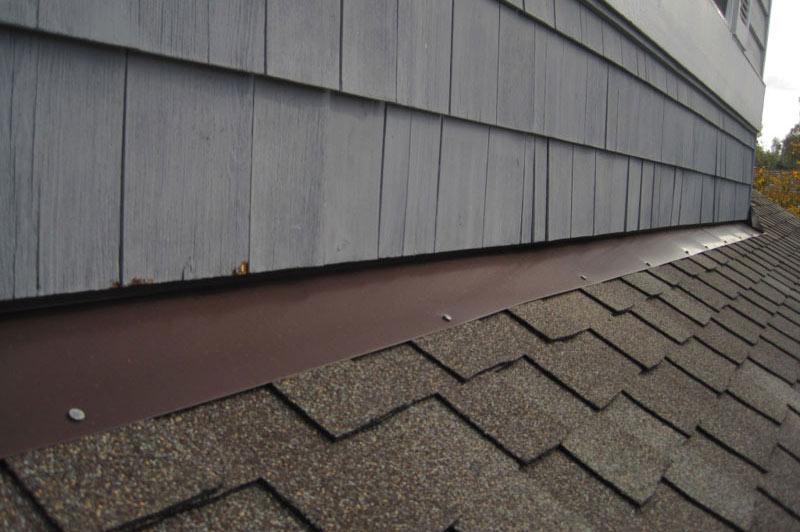 roof to wall flashing - Roof To Wall Flashing