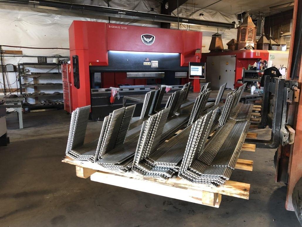Laser Precision Metal Cutting Salt Lake City Cypress Metals
