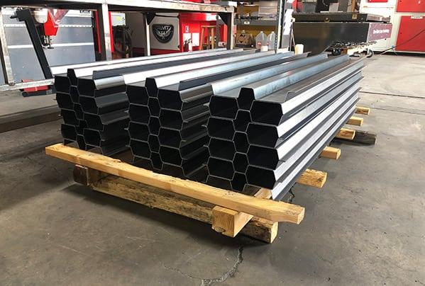 Full Metal Fabrication Shop Cypress Metals