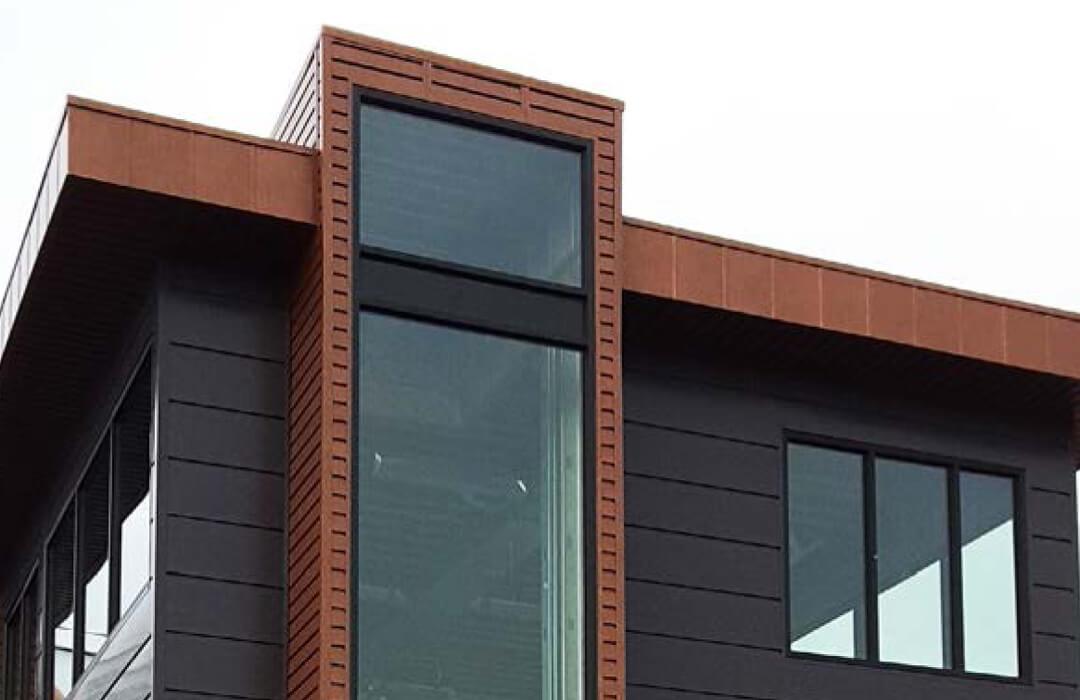 Metal Siding And Metal Wall Panels Cypress Metals