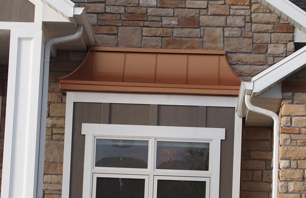 Bay Window Covers Cypress Metals