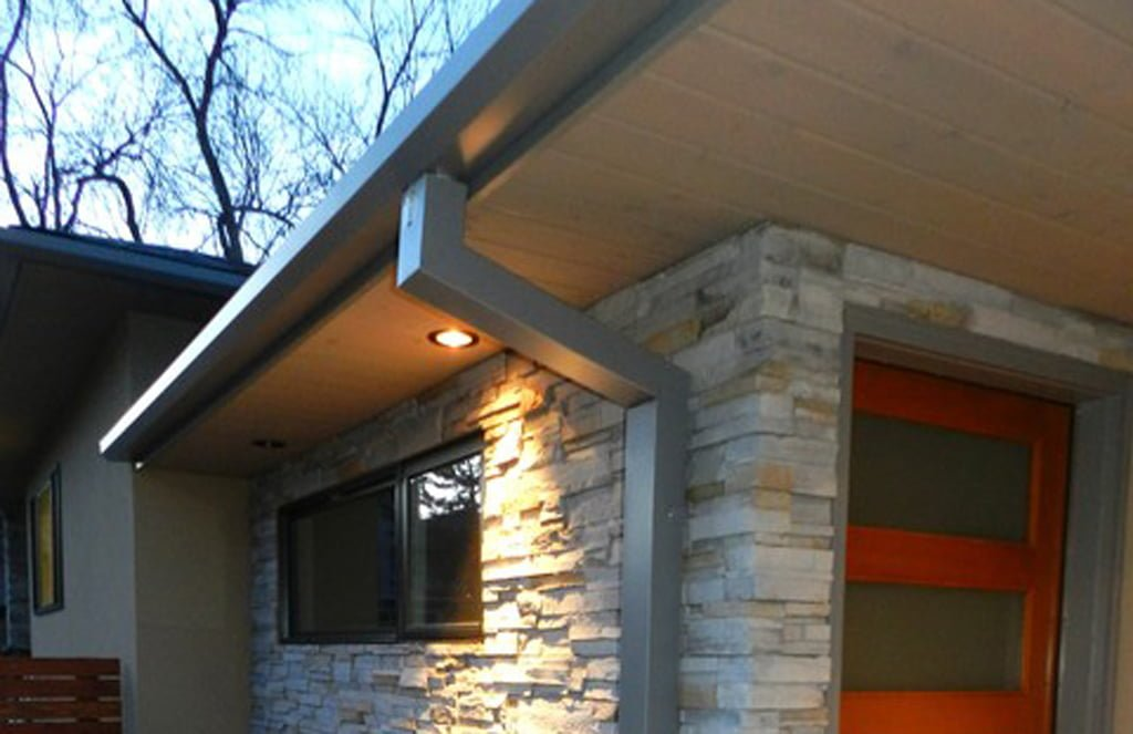 Custom Metal Soffit Panels And Soffit Vents Cypress Metals