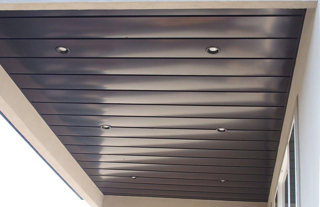 Custom Metal Soffit Panels And Soffit Vents Cypress Metals