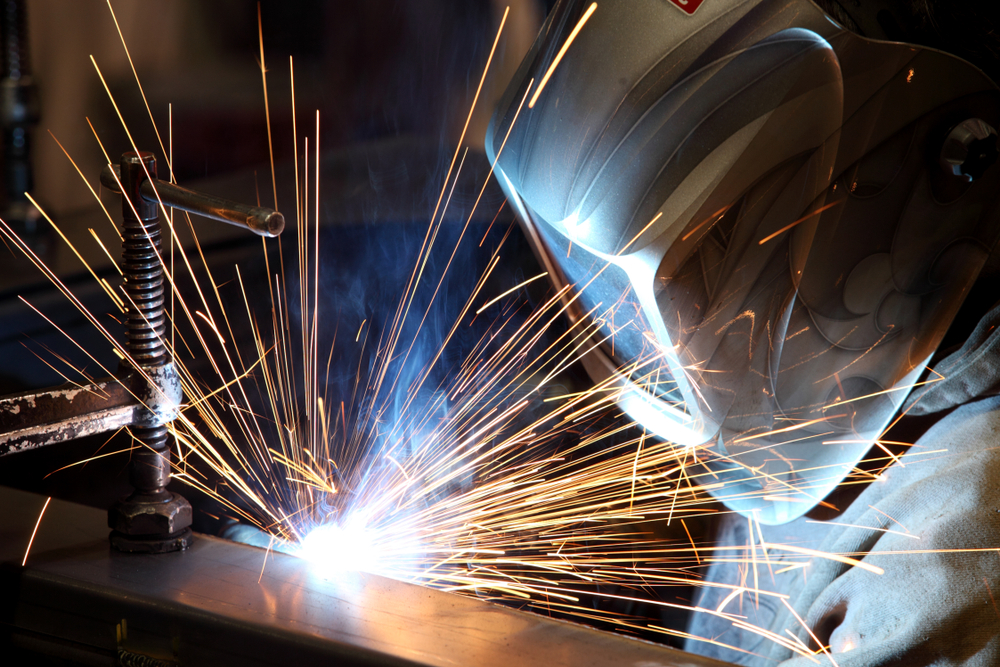 processes custom metal fabrication